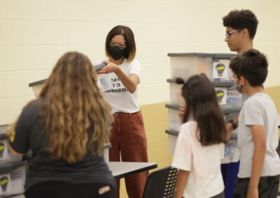 Classroom Project Supports 1,000 Local Teachers