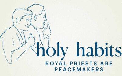 Royal Priests are Peacemakers